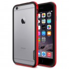 Spigen Neo Hybrid EX Bumper Case (No Back Panel) for iPhone 6 (4.7-Inch) Dante Red